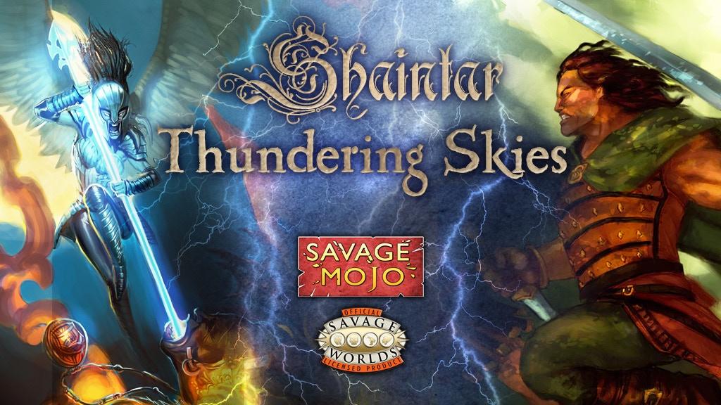 Shaintar: Thundering Skies RPG Campaign project video thumbnail