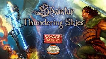 Shaintar: Thundering Skies RPG Campaign