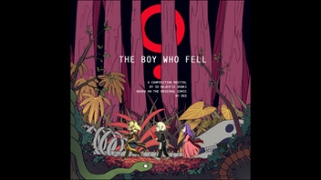 The Boy Who Fell Composition Recital: Studio Album