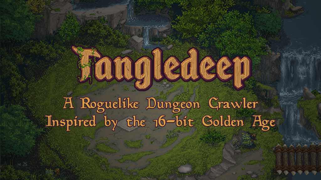 Tangledeep: A Dungeon Crawling Tribute to the 16-bit RPG Era project video thumbnail