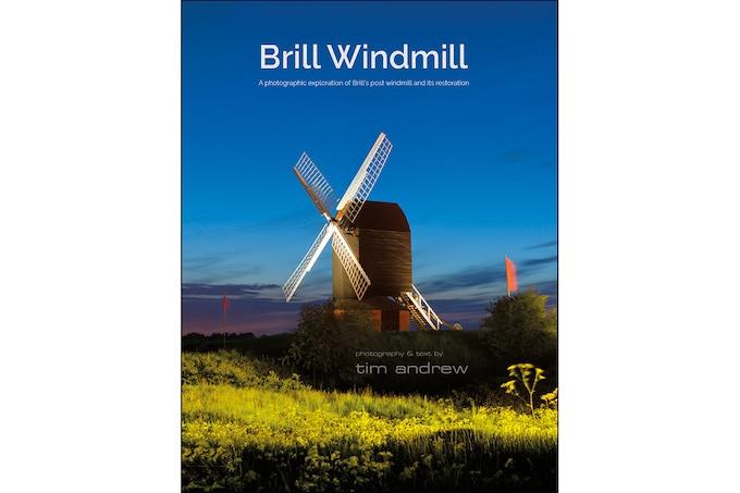 Brill Windmill Book - The cover
