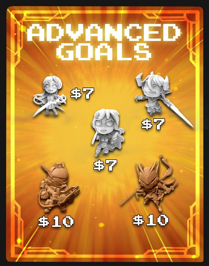 Advanced Goals #2