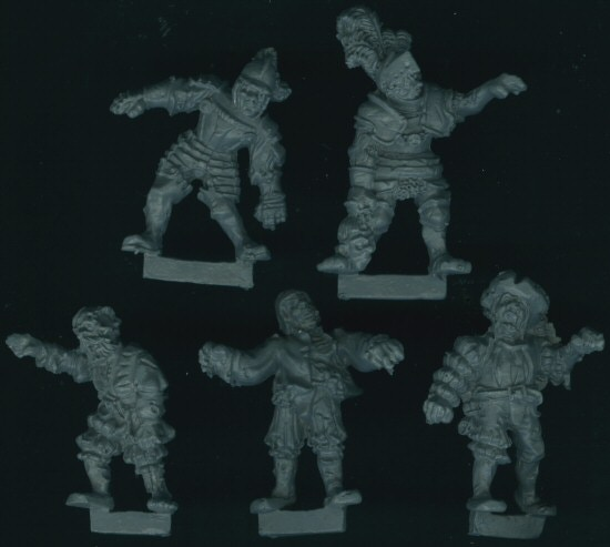 Scanned castings