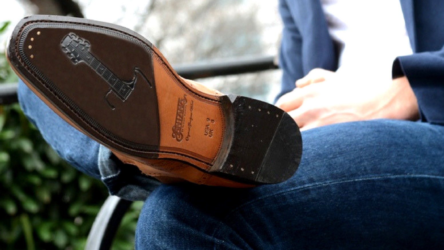 82ad6bbccb Feel the sole with the new signature shoe line made with traditional  craftsmanship   flavored with