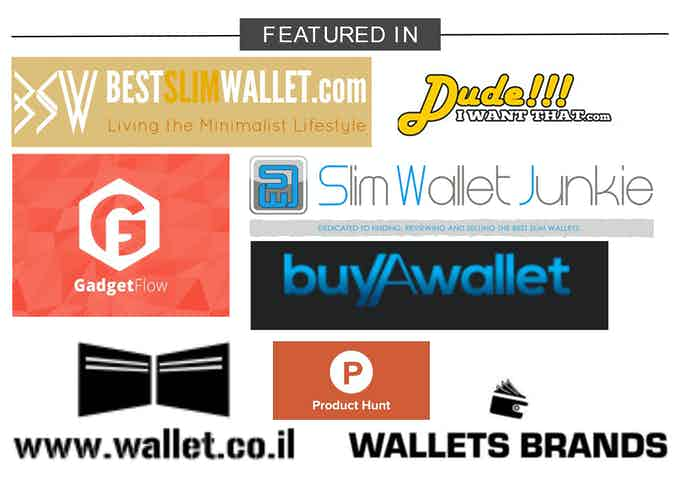 WE HAVE BEEN FEATURED ON MANY PLATFORMS