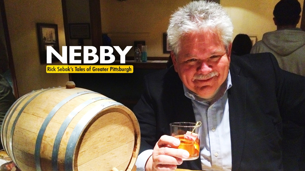 NEBBY: Rick Sebak's Tales of Greater Pittsburgh project video thumbnail