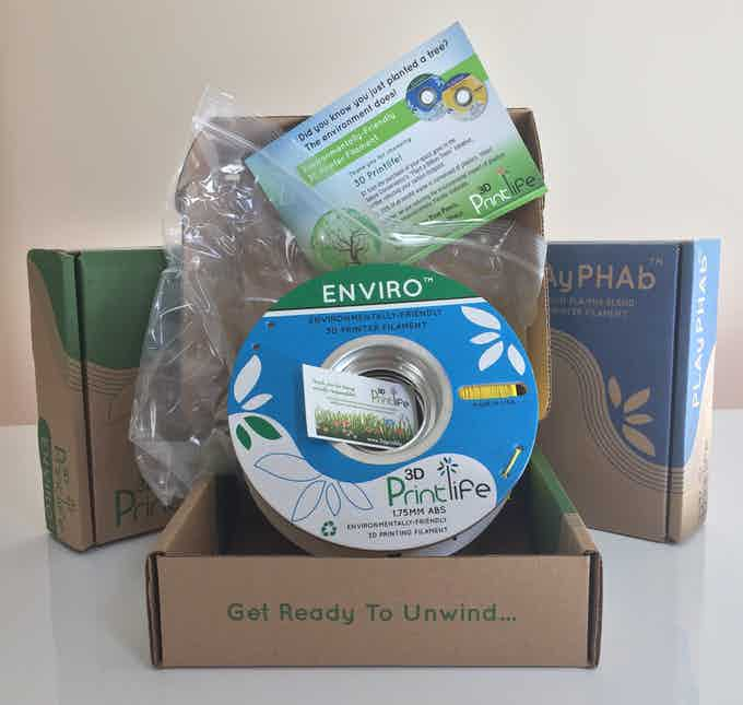 Eco-Friendly Spooling & Packaging