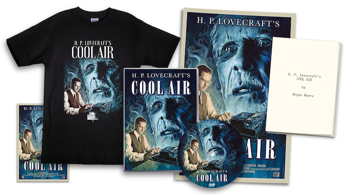 "The Ultimate Cool Air Combo: Postcard, 24"" by 36"" Poster, T-shirt, Signed Script and DVD!!!"