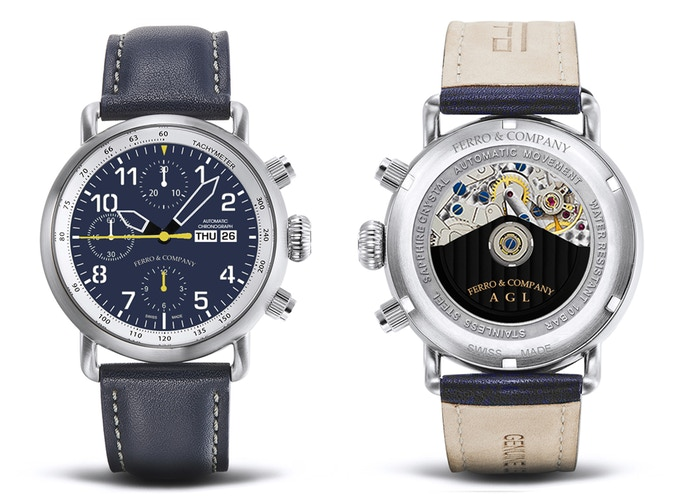 AUTOMATIC CHRONOGRAPH VAL01