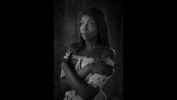 The Women of Strength Black & White Photography Project