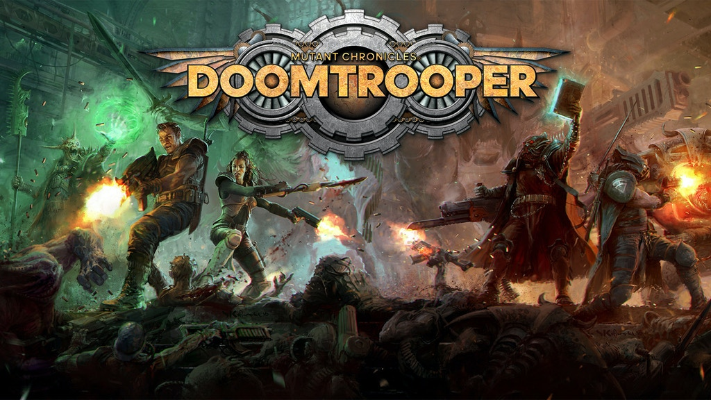 Doomtrooper - Digital Collectible Card Game project video thumbnail