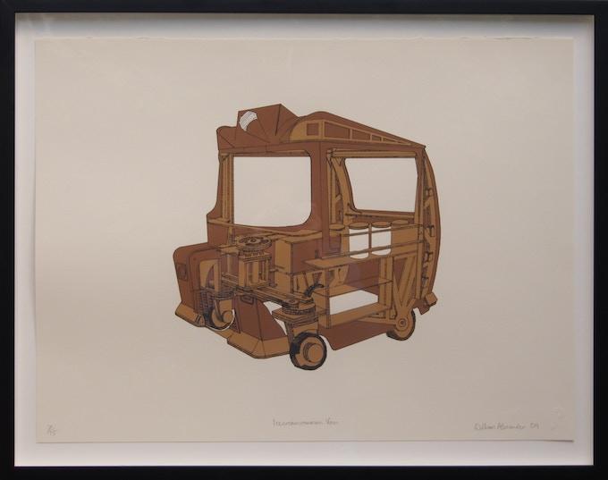 Icecreamvanman Van
