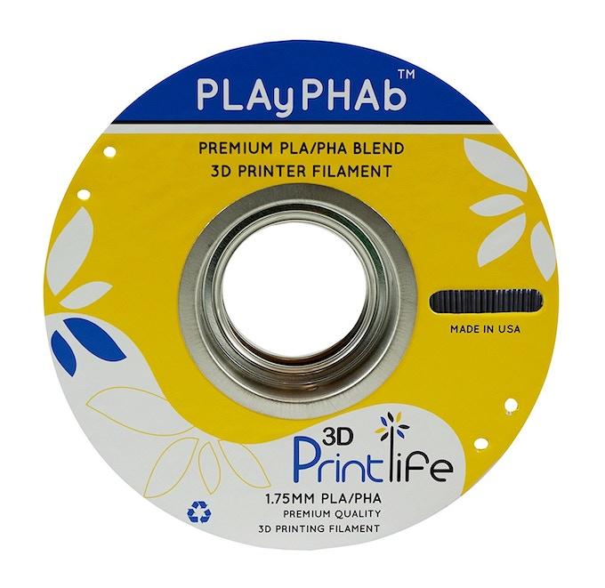 PLAyPHAb PLA/PHA Filament