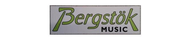 Bergstok Music Sticker