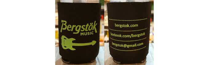 Bergstok Blanket Can Coozie