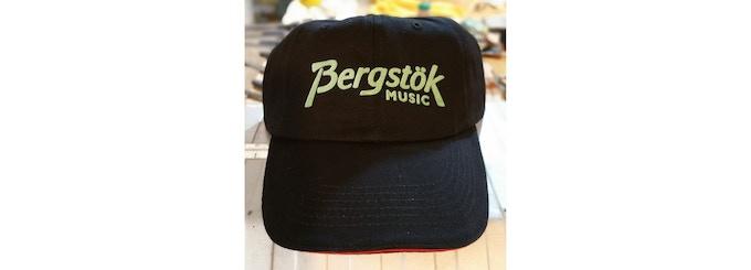 Bergstok Music Baseball Cap