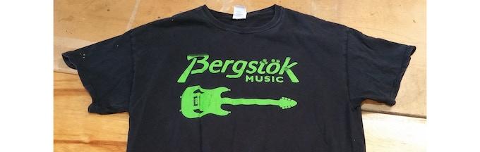 Bergstok Music TShirt