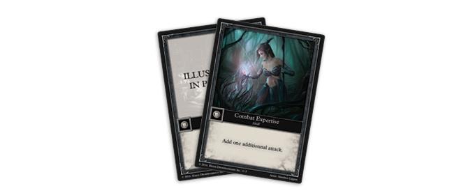 2 New Skill Cards (Work in progress version)