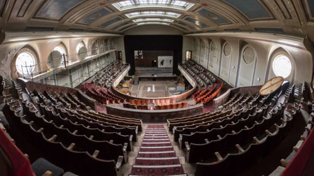 Hidden Door Festival: help bring Leith Theatre back to life! project video thumbnail