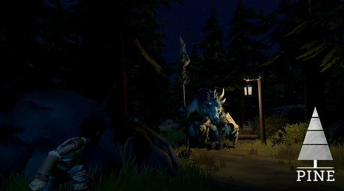 Pine - An action adventure game that adapts to you by