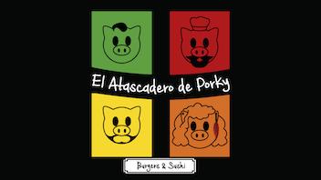 El Atascadero de Porky - Restaurant de hamburguesas