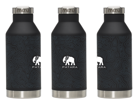 600ml / 20oz Mizu V6 insulated stainless steel bottle