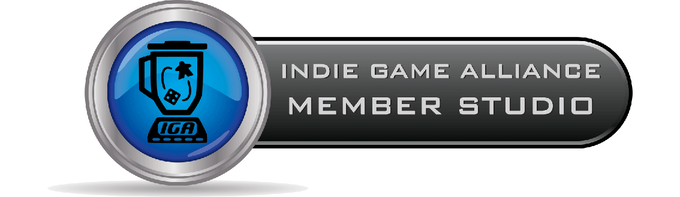 We are members of the Indie Game Alliance
