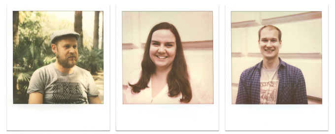 the team behind phrame.it - frames for classic instant pictures