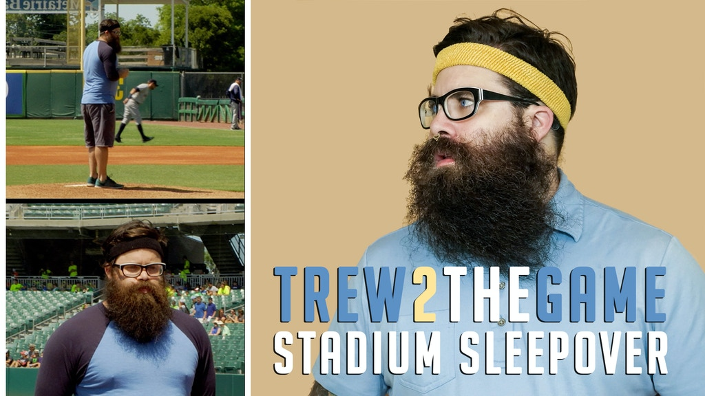 Stadium Sleepover Ep. #1: New Orleans Baby Cakes (TV Pilot) project video thumbnail