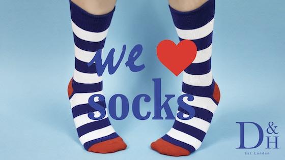 We make awesome socks.