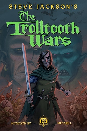 Steve Jackson's The Trolltooth Wars