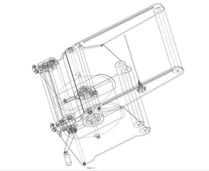 Manual Labeling Machine by Triton Engineering —Kickstarter