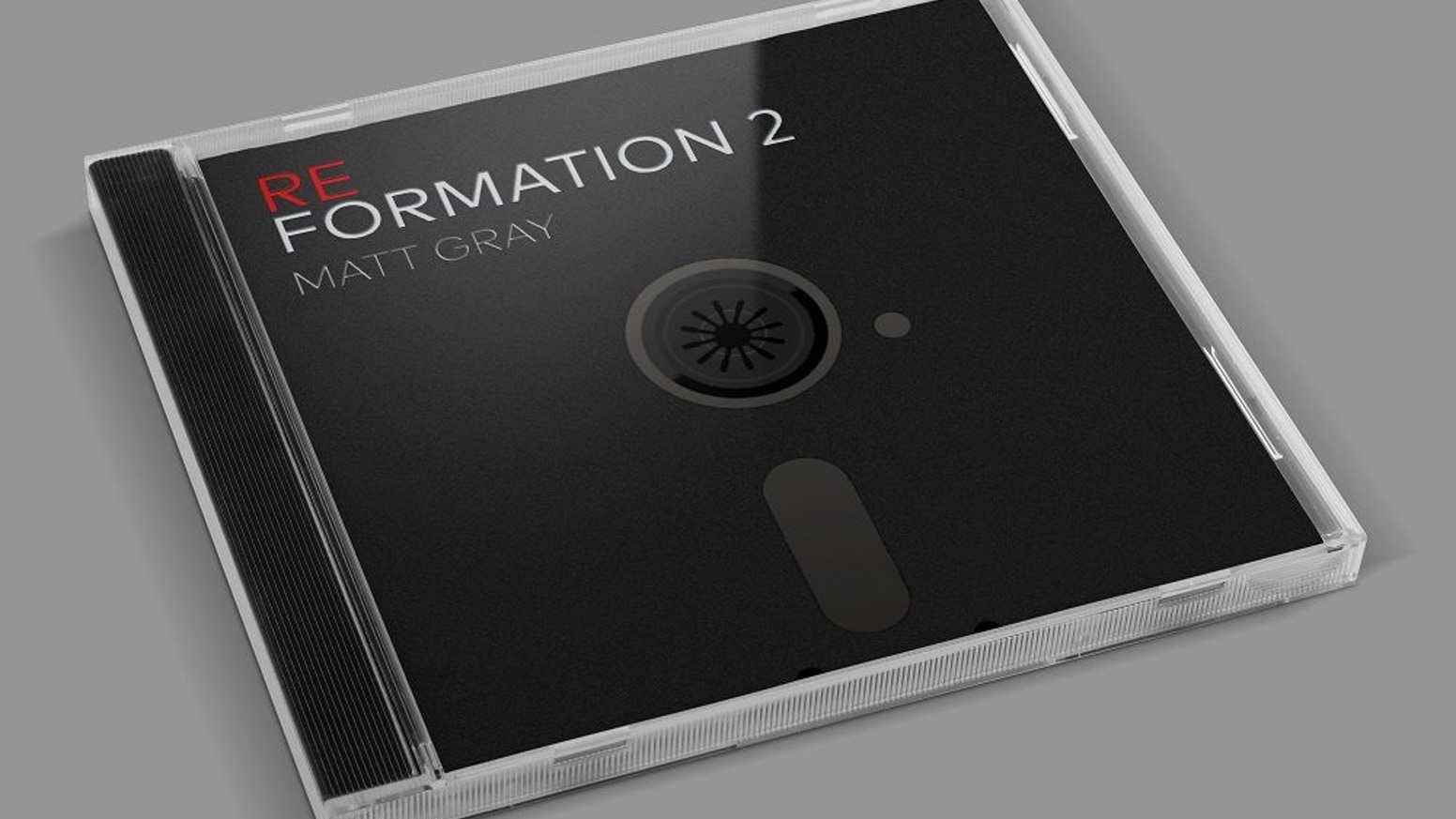 A follow up double album to the hugely popular Reformation by Matt Gray that will feature more classic C64 game soundtrack remakes.