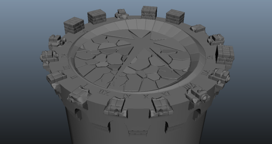 The Tower Model In-Progress