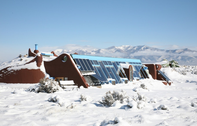 Earthships are designed to perform in any climate with minimal modifications.