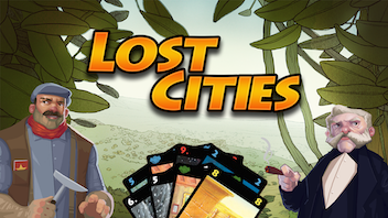 Lost Cities by Reiner Knizia - Steam Edition