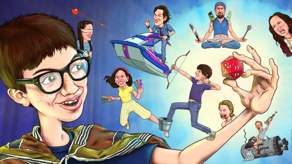 Wet Hot American Summer: Fantasy Camp Roleplaying Game project video thumbnail
