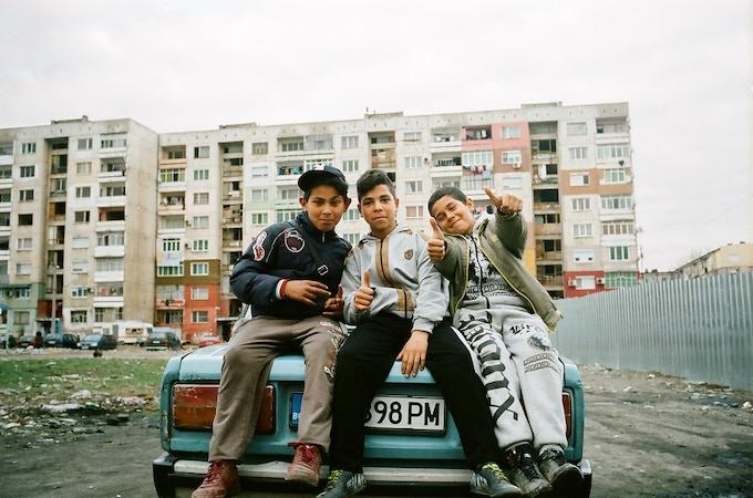 'The Gypsies in Plovdiv' Photo Essay by Shivam Thapa