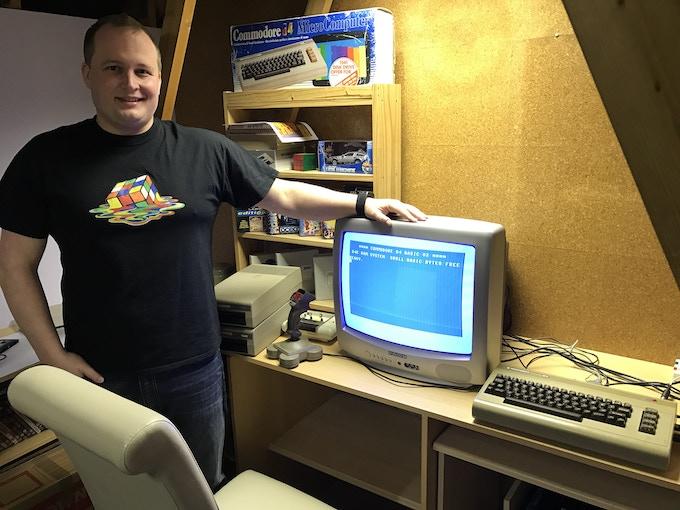 Pawel CZEPO - C64 Enthusiast