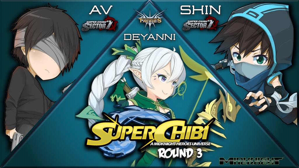 Super Chibi Round 3 project video thumbnail