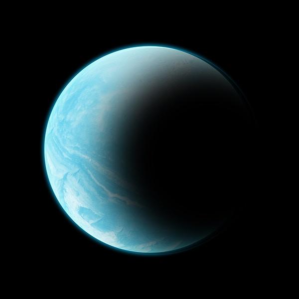 The Planet Larraintzar