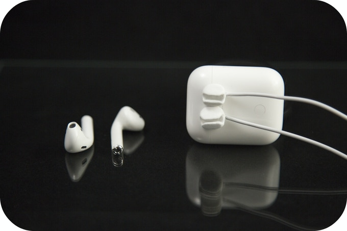 Nearbuds for AirPods: They attach magnetically to the back of your charger!