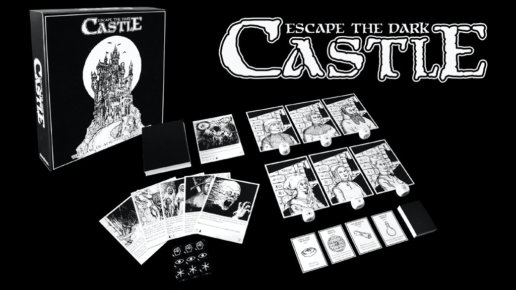 Escape the Dark Castle project video thumbnail