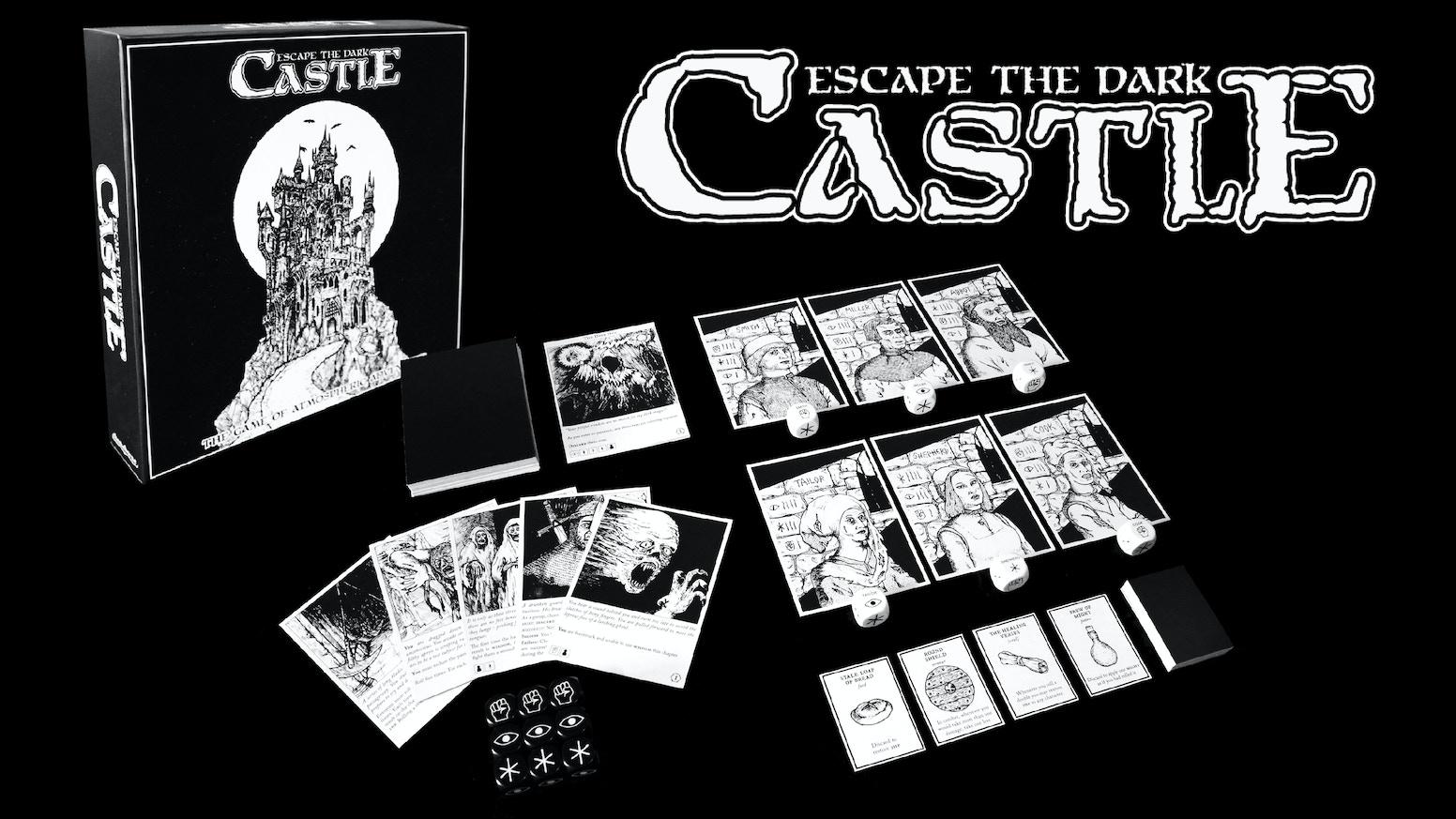 Escape the Dark Castle by Themeborne » FAQ — Kickstarter