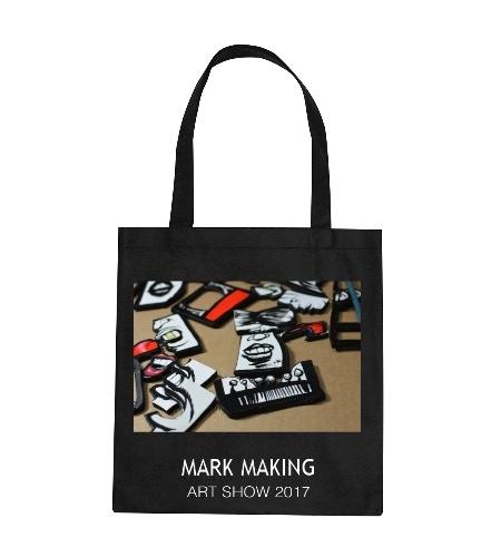Mark Making Tote Bag