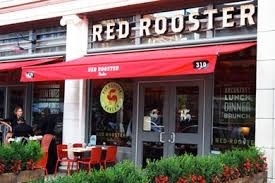 Dinner for two at the Red Rooster Harlem