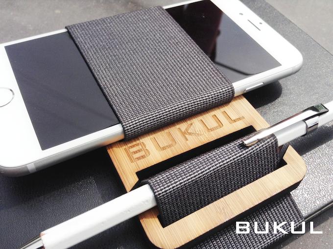 Notebook+Phone, Grey