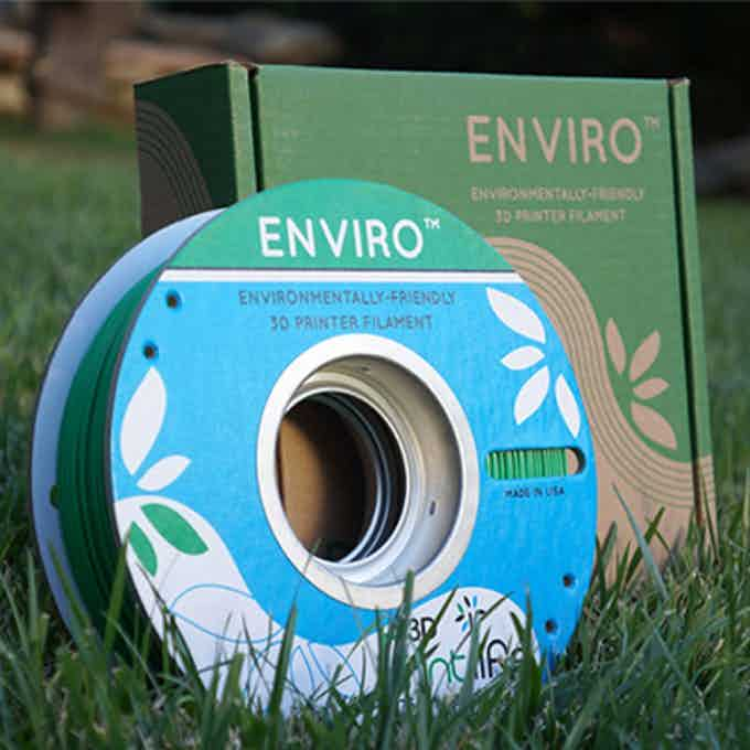 Enviro ABS on our Eco-Friendly Spooling