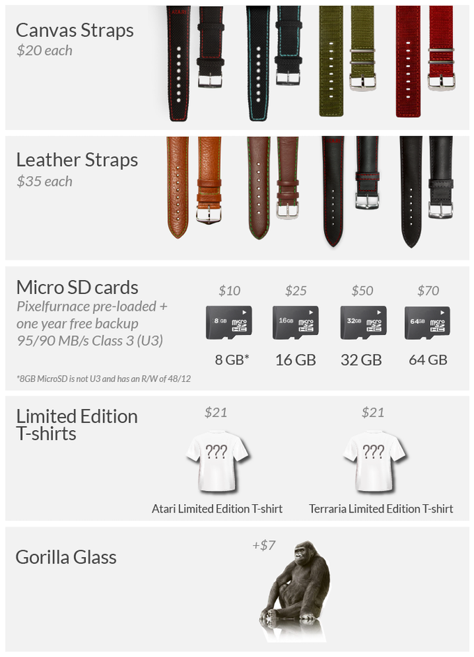 Gameband: The First Smartwatch for Gamers by FMTwo Game Inc