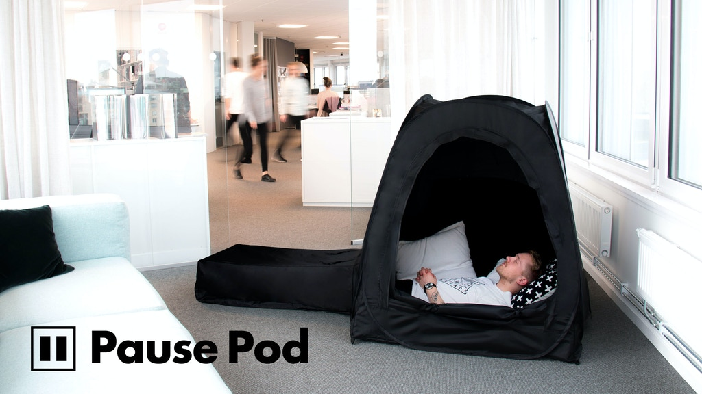 Pause Pod - Your Private Pop-up Space for Relaxation project video thumbnail